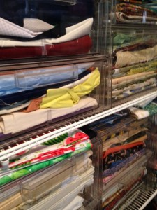 Quilt Fabric Stash
